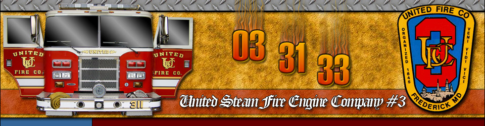 United Steam Fire Engine Company #3